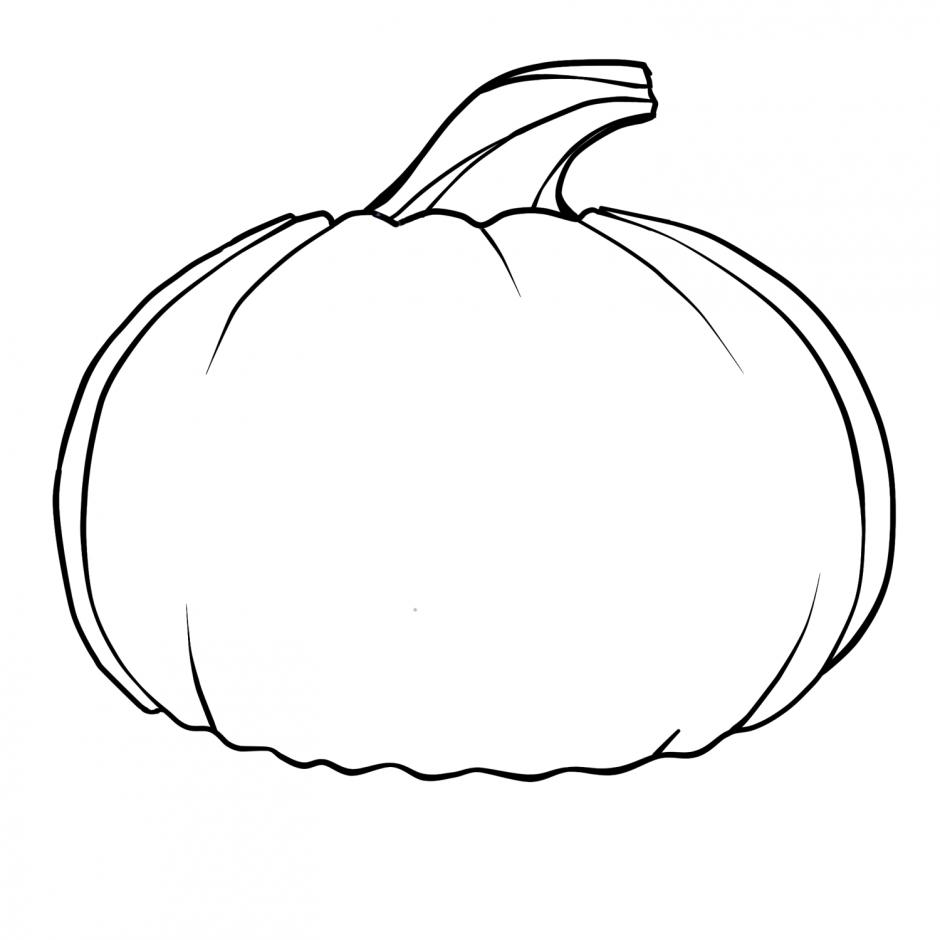 940x940 Pumpkin Black And White Black And White Pumpkin Clipart