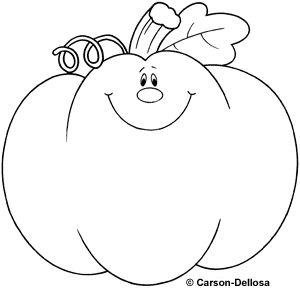 300x288 Pumpkin Clipart Sketch