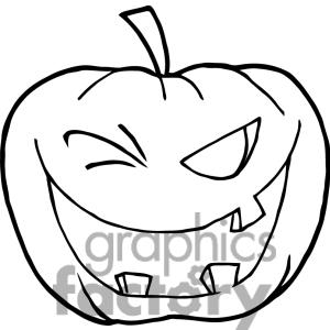 300x300 Black And White Halloween Border Clip Art Clipart Panda