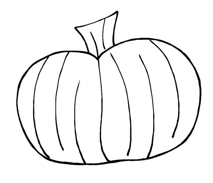 736x633 Pumpkin Black And White Pumpkin Clipart Black And White