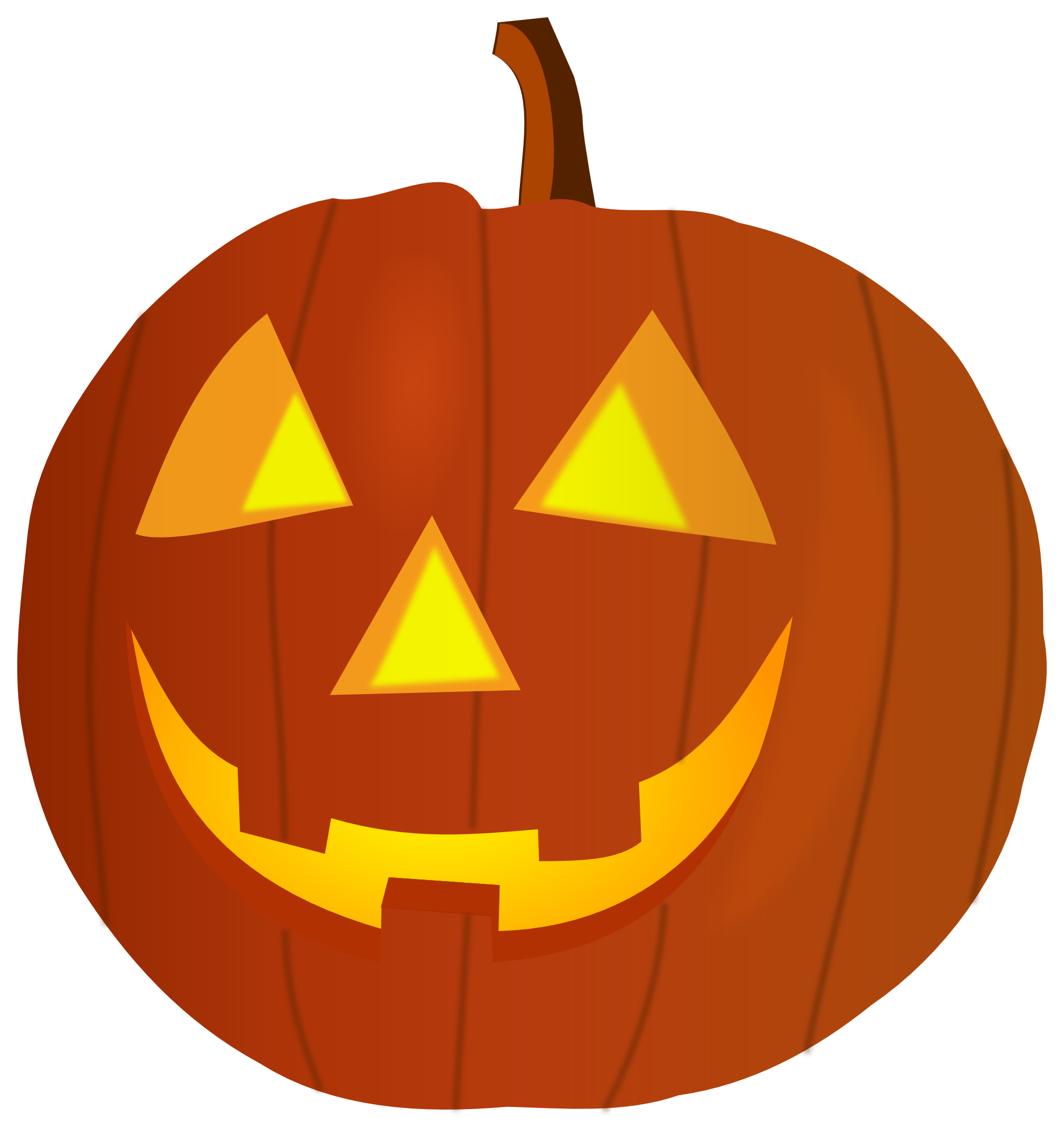 1979x2115 Happy Halloween Pumpkin Clipart Free Images