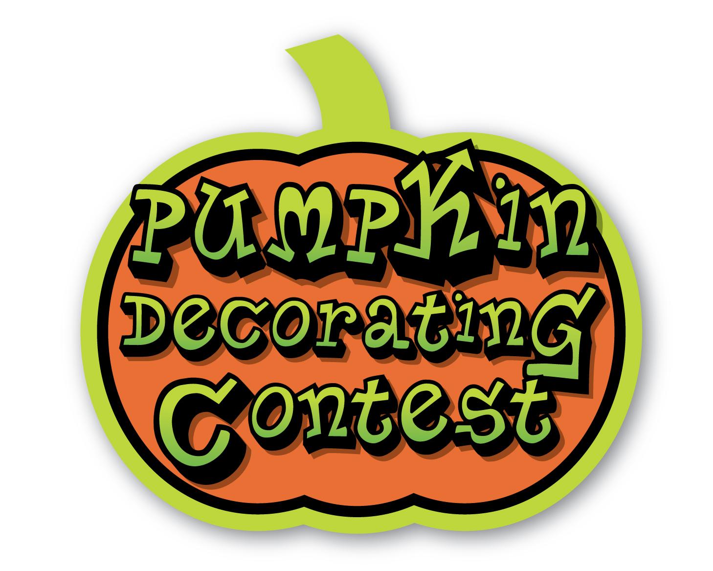 1458x1167 Pumpkin Decorating Contest Clipart