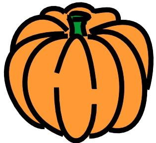 315x289 Clip Art Pumpkin