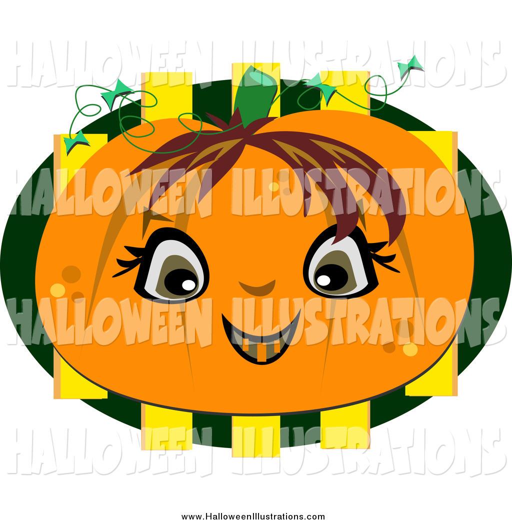 1024x1044 Clip Art Of A Happy Halloween Pumpkin By Bpearth