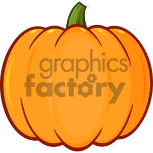 Pumpkin Graphic Clipart
