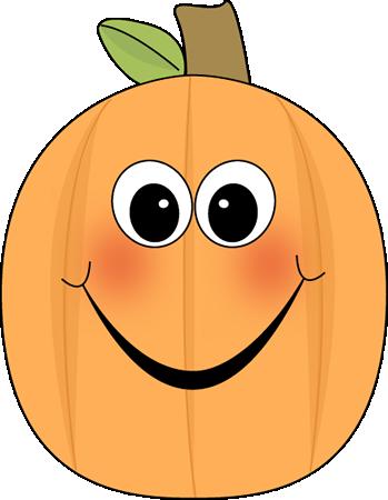 349x450 Happy Pumpkin Clip Art