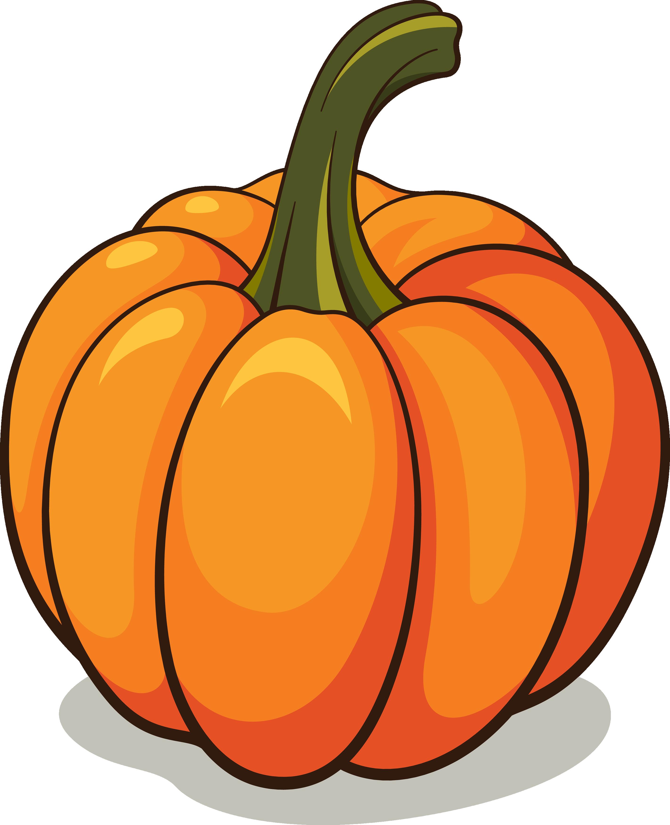 2844x3503 Pumpkin Clip Art