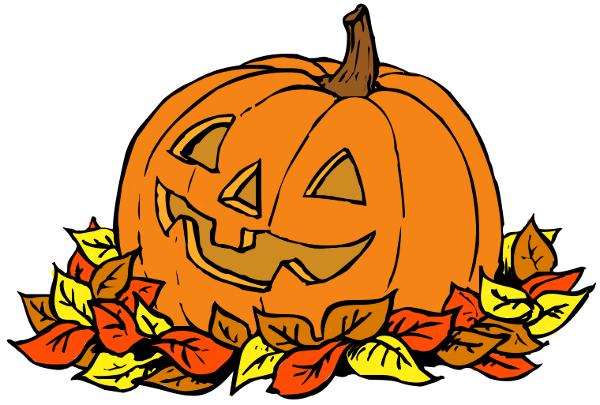 600x405 Pumpkin Leaf Clip Art Free Clipart Images 2