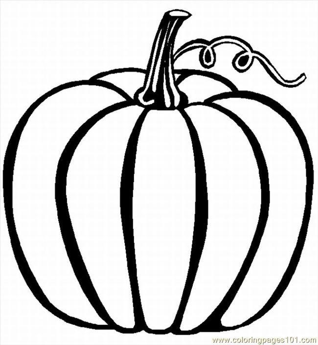 650x705 Best Pumpkin Outline Printable Ideas Pumpkin