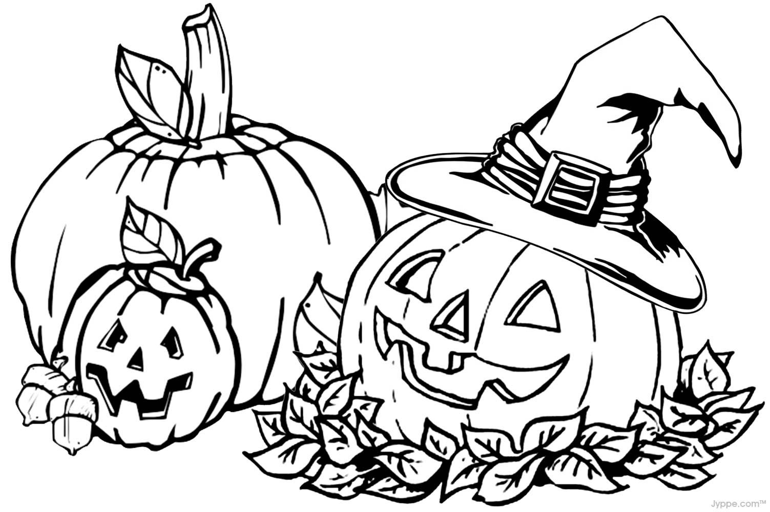 1503x1000 Coloring Pages Kids Halloween Printable Colouring Pages 4