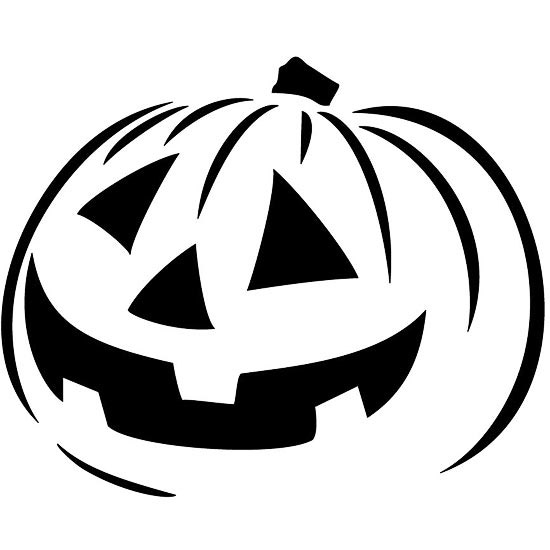 550x550 Halloween Pumpkins From Stencils To Carved
