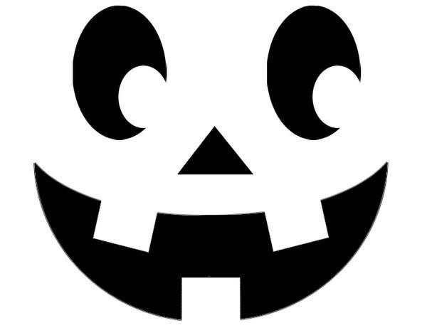 photograph about Pumpkin Outline Printable called jack o lantern define printable -
