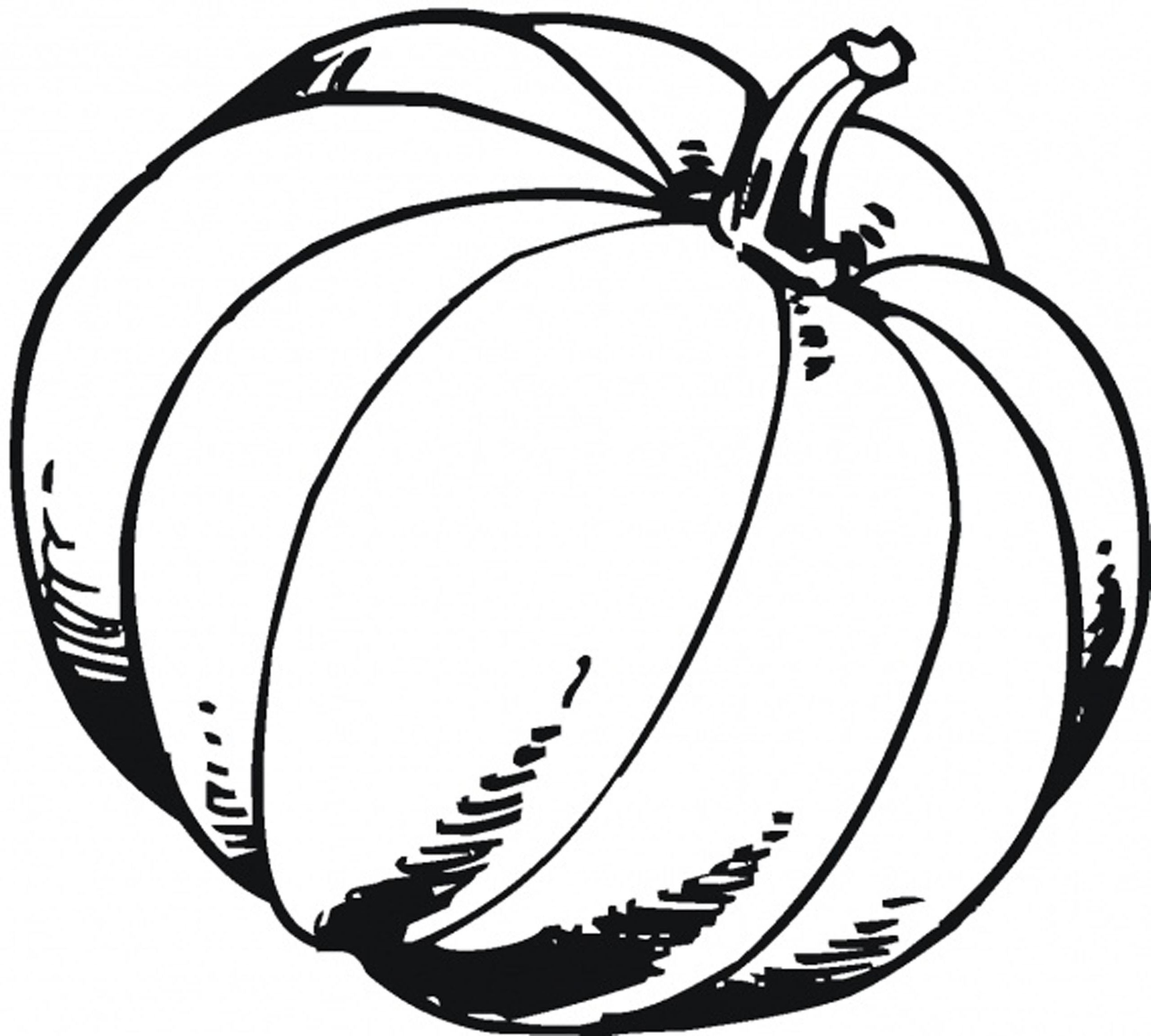 2550x2296 Fall Pumpkin Coloring Pages For Kids