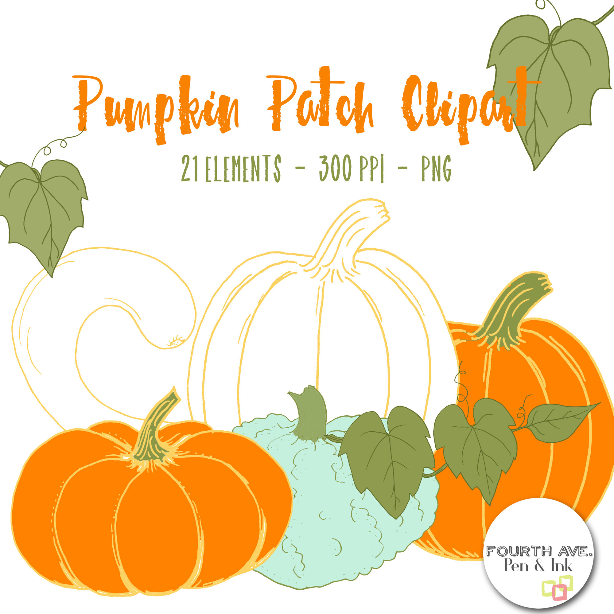2000x2000 Pumpkin Clipart Pumpkin Patch Clipart Pumpkin Clip Art Fall