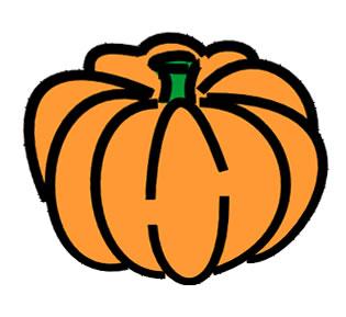 315x289 Pumpkin Roll Clipart