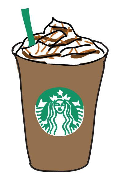 400x600 Starbucks Clipart Hot Drink