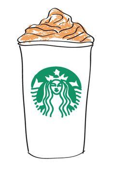 236x354 Starbucks Clipart Pumpkin Spice Latte