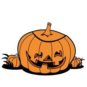 Pumpkin Stem Clipart
