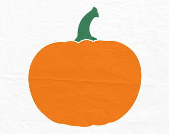 340x270 Distressed Pumpkin Svg Pumpkin Svg Grunge Pumpkin Clipart