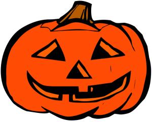 300x240 Pumpkin Clip Art Outline Free Clipart Images 3