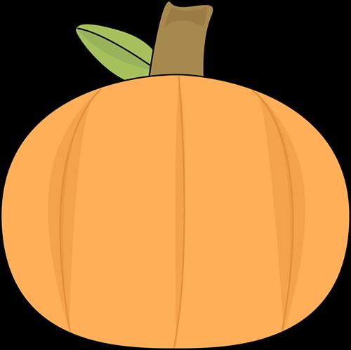 500x499 Pumpkin Clipart Small