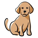 165x165 Puppies Clip Art Many Interesting Cliparts