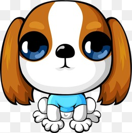 260x261 Dog Cartoon Dog Pattern,cartoon Cute Puppy, Lovely, Cartoon
