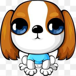 260x261 Dog Cartoon Dog Pattern,cartoon Cute Puppy, Lovely, Cartoon
