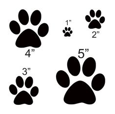 Puppy Paw Prints | Free download best Puppy Paw Prints on