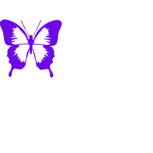 300x300 Purple Butterfly Clipart Clipart, Cliparts Of Purple Butterfly