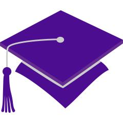 240x240 Graduation Cap