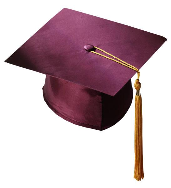 546x600 Maroon Clipart Graduation