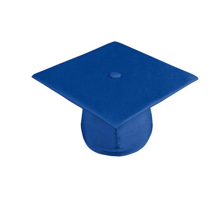 696x696 Royal Blue Graduation Cap Caps Amp Gowns
