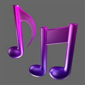 300x300 169 Best Music Note Clipart Images Music Notes