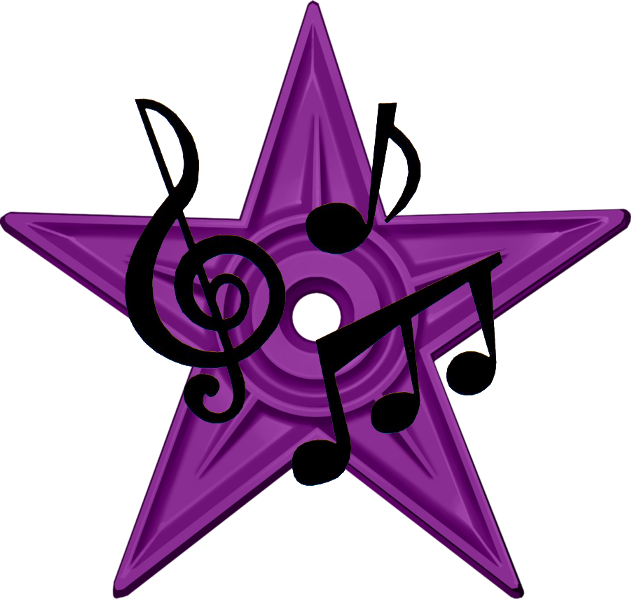 631x599 Purple Music Notes Background, Pc Purple Music Notes Background