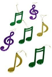 180x266 Add Musical Decorations With Notes, Stadium Horns, Mardi Gras