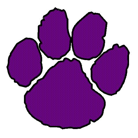 478x478 Free Clipart For A Cub Paw Print