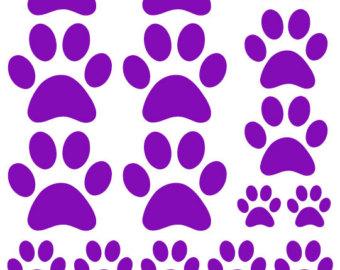 340x270 Purple Paw Etsy