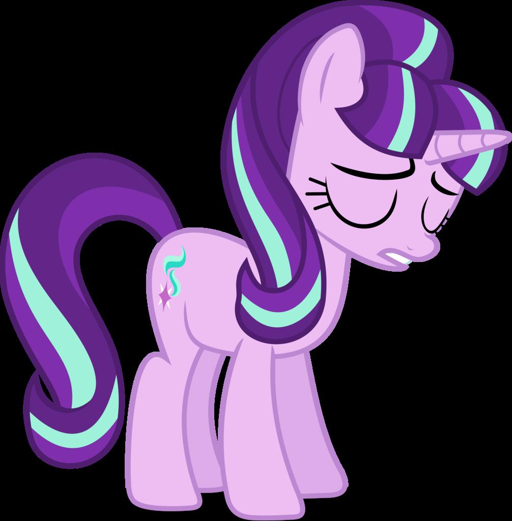 Purple Sad Face