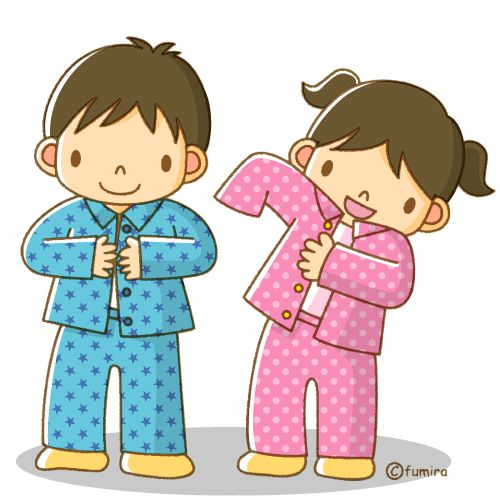 Put On Pajamas