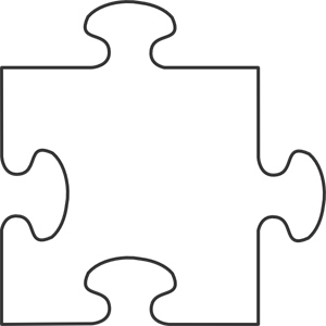 300x300 Puzzle Piece Png Clip Art, Puzzle P Ece Clip Art