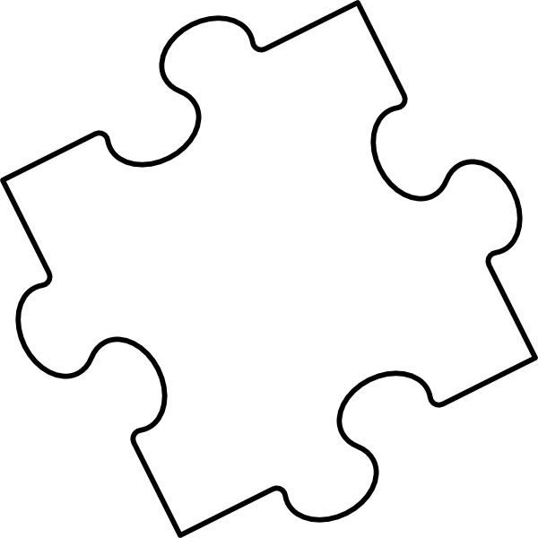 600x600 Missing Puzzle Piece Clip Art