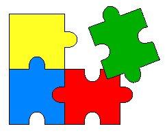 244x198 Puzzle Pieces Clip Art Clipart