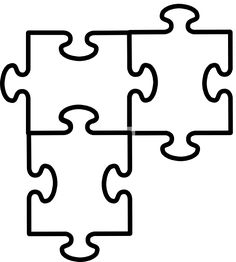 236x262 Puzzle Pieces Clipart