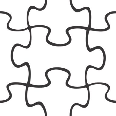 384x384 Puzzle Clipart Group Project