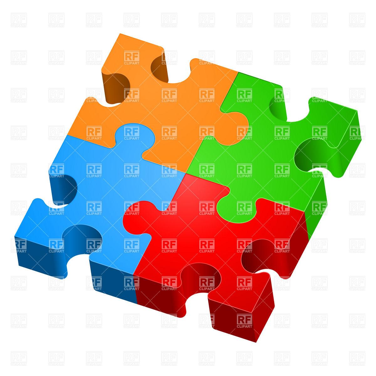 Puzzle Clipart Images