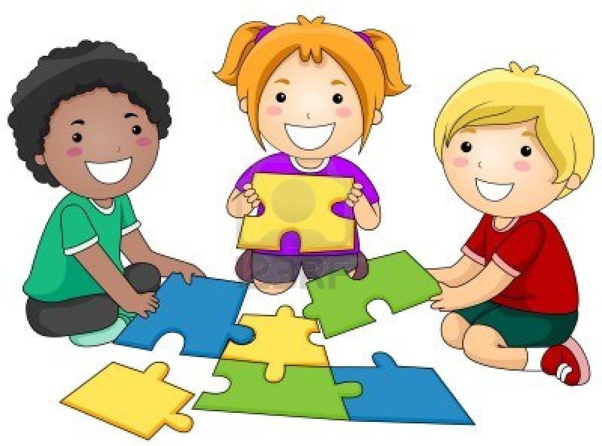 1200x888 Puzzle Clipart Kids Puzzle
