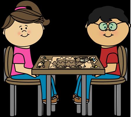 450x401 Puzzle Clipart Kids Puzzle