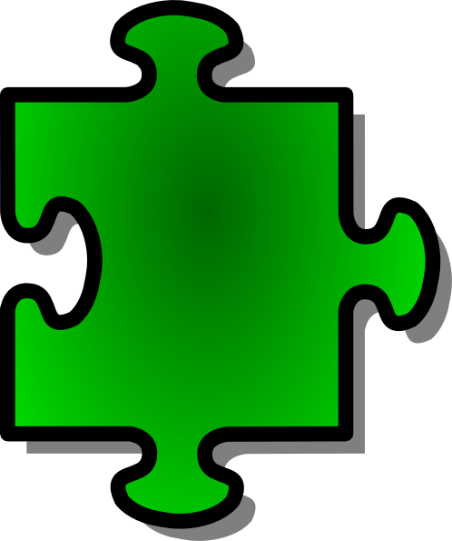 498x595 Jigsaw Red Puzzle Piece Clip Art Free Vector 4vector