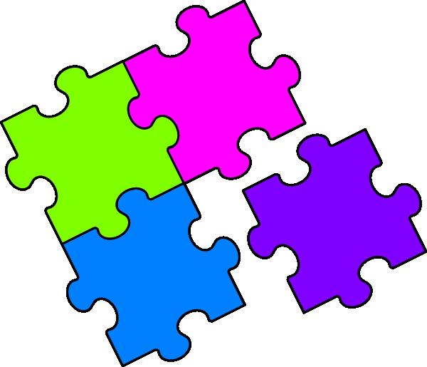 600x515 Puzzle Clipart